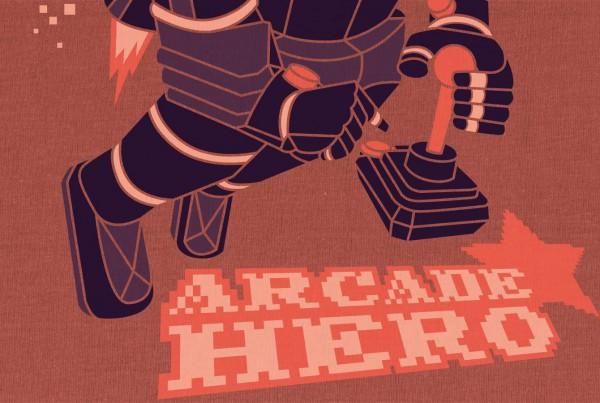 Arcade Hero Teaser - Björn Siems