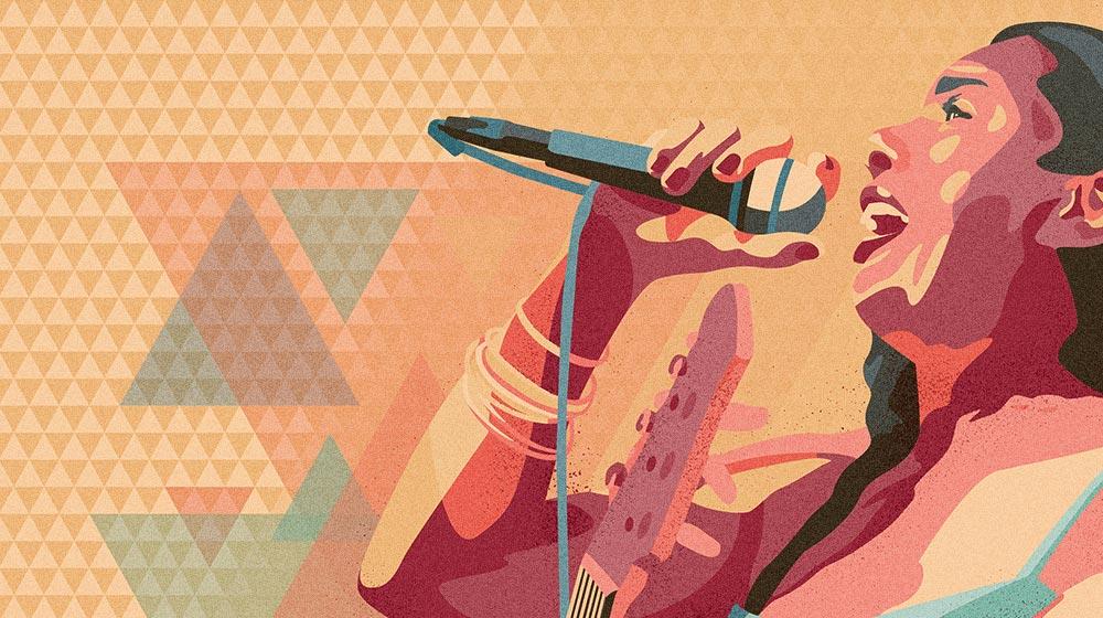 Amistad Cubana Tour 2016 Poster Detail 01 - Björn Siems