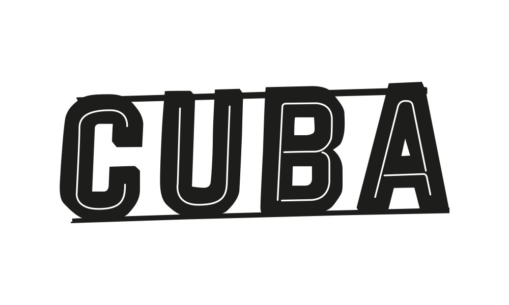 Types of Cuba Typography Cuba - Björn Siems