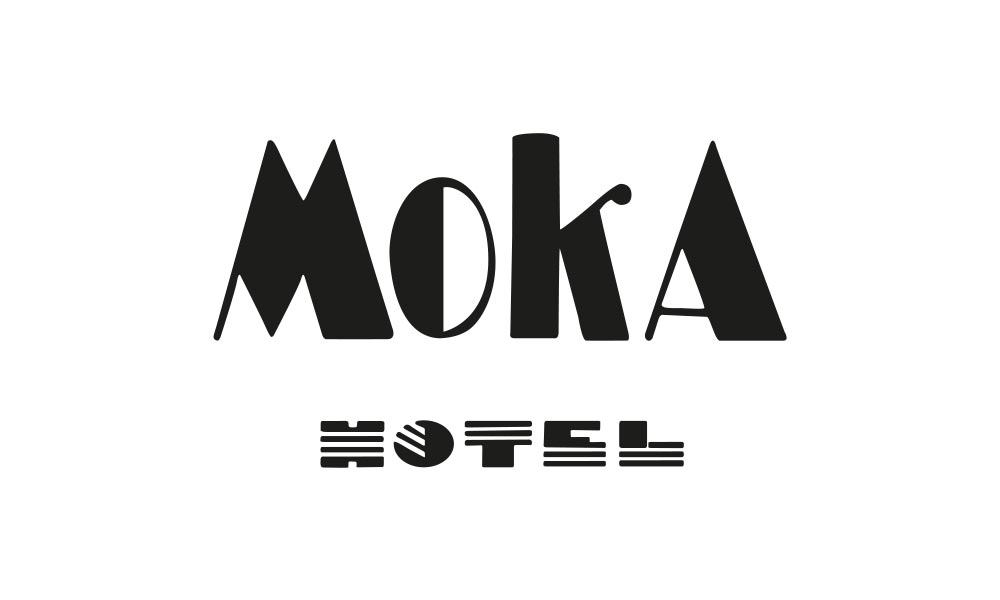 Types of Cuba Typography Moka Hotel - Björn Siems